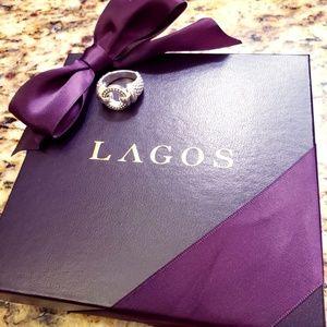 LAGOS - ENSO Circle Ring - Size 7 - Sz 7